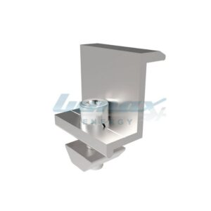 End Clamp (40mm) Frame