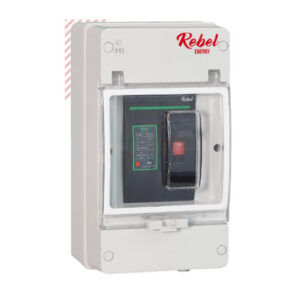 Rebel Energy 125A